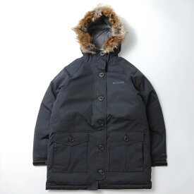 Columbia(コロンビア) Tanana Loop Down Jacket(タナナ ループ ダウン ジャケット)Women's M 010(Black) PL3204