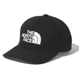 THE NORTH FACE(ザ・ノースフェイス) 【21春夏】TNF LOGO CAP(TNF ロゴ キャップ) フリー ブラック(K) NN02135