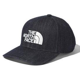 THE NORTH FACE(ザ・ノースフェイス) 【21秋冬】TNF LOGO CAP(TNF ロゴ キャップ) フリー インディゴ(ID) NN02135
