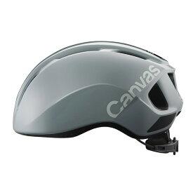 オージーケー カブト(OGK KABUTO) Canvas Sports キャンバス スポーツ ヘルメット M/L グレー
