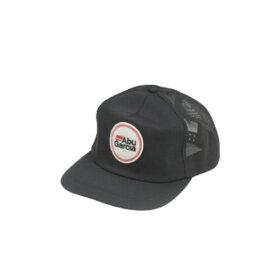 アブガルシア(Abu Garcia) ソフトブリムワッペンメッシュキャップ フリー ブラック 1550821
