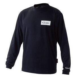 がまかつ(Gamakatsu) ロングスリーブTシャツ 3L ブラック×ホワイト GM3657