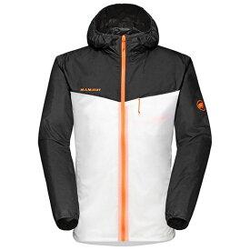 MAMMUT(マムート) Convey WB Hooded Jacket AF Men's L 0047(black-white) 1012-00190