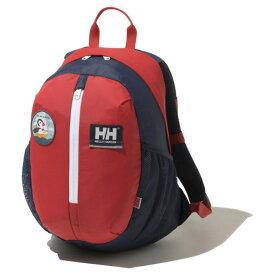 HELLY HANSEN(ヘリーハンセン) 【21秋冬】Kid's SKARSTING PACK 15(キッズ スカルスティン パック 15) 15L レッド(R) HYJ92150