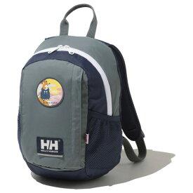 HELLY HANSEN(ヘリーハンセン) 【21秋冬】Kid's KEILHAUS PACK 8(キッズ カイルハウス パック 8) 8L ファーグリーン(FG) HYJ92151