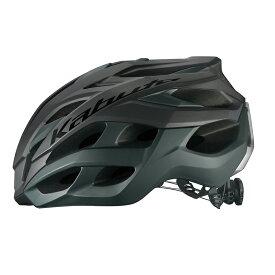 オージーケー カブト(OGK KABUTO) VOLZZA ヴォルツァ ヘルメット L/XL マットブラックガンメタ VOLZZA