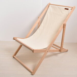 PEACE PARK(ピースパーク) WOODEN BEACH CHAIR ウッド ビーチ チェア フリー WHITE 36660460