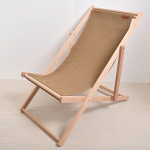 PEACE PARK(ピースパーク) WOODEN BEACH CHAIR ウッド ビーチ チェア フリー TAUPE 36660463