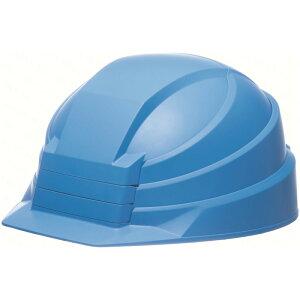 DICプラスチック株式会社 折りたたみヘルメット IZANO2 ブルー 8596
