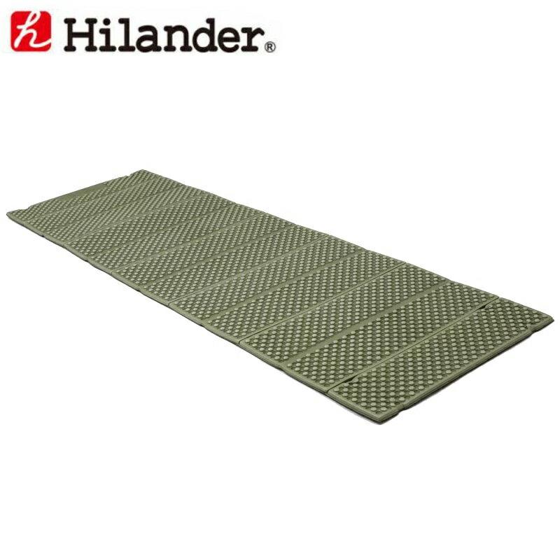 Hilander(ハイランダー) XPE 折りたたみレジャーマット カーキ HDB-001