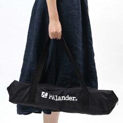 Hilander(ハイランダー)ウッドロールトップテーブル50HCA0206