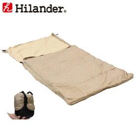 Hilander(ハイランダー) スーパーコンパクトシュラフ 10℃(ベージュ) HCA2017