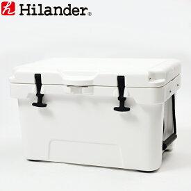 Hilander(ハイランダー) ハードクーラーボックス 35L ホワイト HCA0226