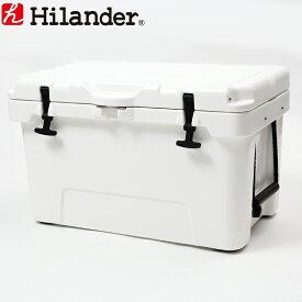 Hilander(ハイランダー) ハードクーラーボックス 45L ホワイト HCA0228