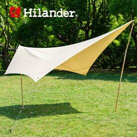 Hilander(ハイランダー) TCタープ トラピゾイド HCA0259
