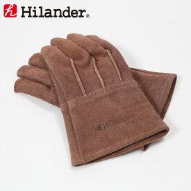 Hilander(ハイランダー) ソフトレザーグローブ フリーサイズ ブラウン UM-1918