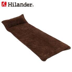 Hilander(ハイランダー) インフレーターマット用 ボア敷きパッド シングル UK-14