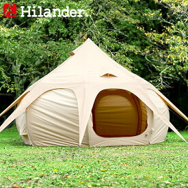 Hilander(ハイランダー) 蓮型テント NAGASAWA 400 HCA0280