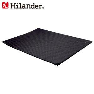 Hilander(ハイランダー) インフレーターマット(枕なしタイプ)3.5cm ダブル HCA0304