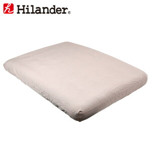 Hilander(ハイランダー) エアーベッド用 ツイルシーツ ダブル用 UK-20