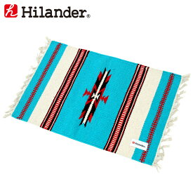 Hilander(ハイランダー) テーブルマット S ターコイズ IPSP6352