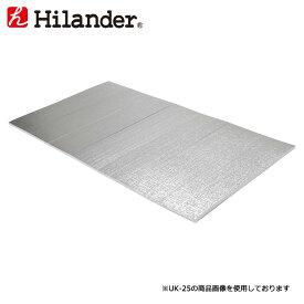 Hilander(ハイランダー) 極厚20mm アルミマット 幅60cm UK-24