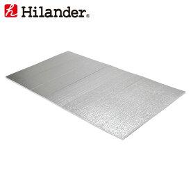 Hilander(ハイランダー) 極厚20mm アルミマット 幅100cm UK-25
