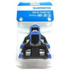 シマノ(SHIMANO/サイクル)SM−SH12SPD−SLクリート青