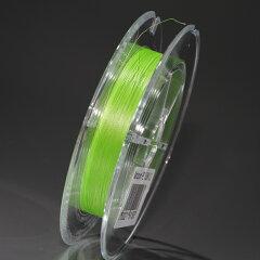ナチュラムオリジナル純日本製4本組PEラインライトゲーム150m0.5号ライトグリーン