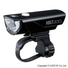 キャットアイ(CAT EYE) HL-EL151RC VOLT200 USB充電式 HL-EL151RC BK