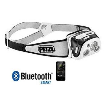 PETZL(ペツル) リアクティック+(リアクティックプラス) 最大300ルーメン 充電式 ブラック E95 HNE