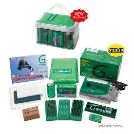 GALLIUM(ガリウム) Trial Waxing Box (トライアルワクシングボックス) JB0004 U-7737