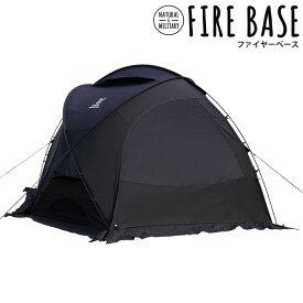 DOD(ディーオーディー) FIRE BASE(ファイヤーベース) ブラック T8-524-BK