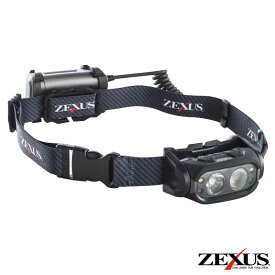 【ほぼP5倍 6/25-6/26 AM1:59迄】 ZEXUS(ゼクサス) ZX-S700 ブースト搭載モデル 最大800ルーメン 単三電池式 ZX-S700