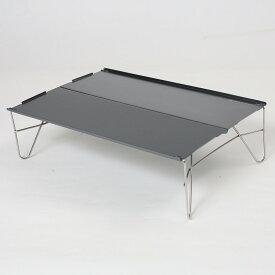 ノーブランド 軽量アルミテーブル