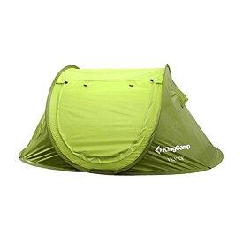 KING CAMP(キングキャンプ) KingCamp KT3071 ポップアップテント GREEN 32447