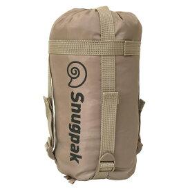 Snugpak(スナグパック) コンプレッションサック スモールサイズ デザートタン SP14721DT