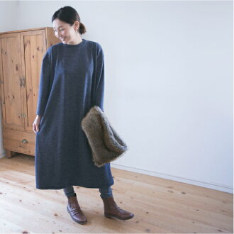 ■It is dress NP1520 in the fall and winter in fall and winter for 40 generations softly relaxedly 11/2 14:00 - 11/12 9:59 ■ Lady's dress Shin pull basic adult natural in 30s