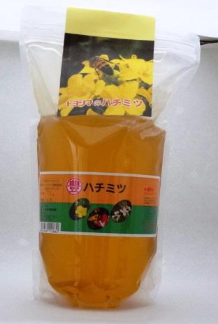平成29年度産です。!!福岡県野山のハチミツ   2kg袋入り