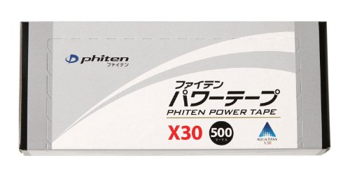 0109PT710000/パワーテープX30(丸シールタイプ)【500マーク】4940756295465/ファイテン株式会社