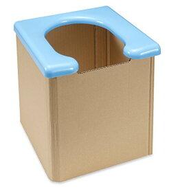 非常用 簡易トイレ 日本製 組み立て簡単 耐荷重120kg 携帯 R-58 /4973381585687 サンコー 非常用 簡易トイレ 日本製 組み立て簡単 耐荷重120kg 携帯