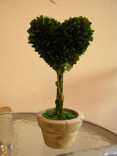 TOPIARY HEART L/CH07-G296L トピアリー ハート DULTON(ダルトン)