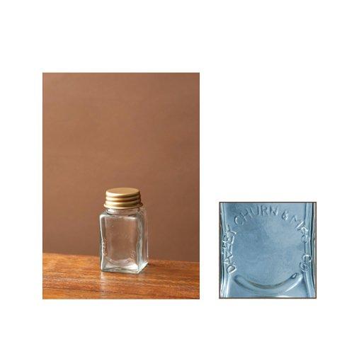 CHAMARRE ガラスジャー/W5 D5 H10 /ガラス/アイアン/4512706222953/22295