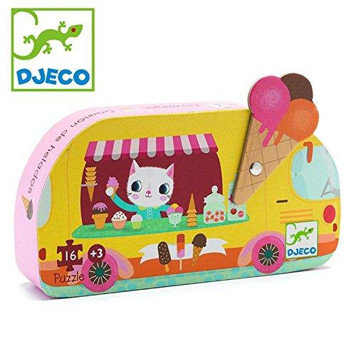 アイスクリームトラック DJ07264 3070900072640 モーカルインターナショナル(株)