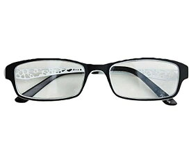 READING GLASSES BLACK/WHITE 1.5 YGH61BKW/1.5 YGH61BKW-1-5 4997337690157 ダルトン