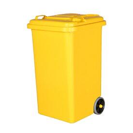PLASTIC TRASH CAN 65L YELLOW/100-198YL プラスチック トラッシュ カン ゴミ箱 ダストボックス DULTON(ダルトン)