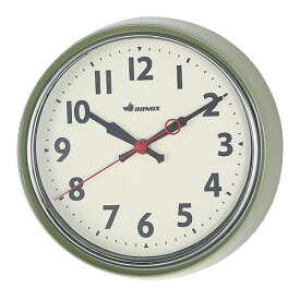 WALL CLOCK SAGE GREEN グリーン/S426-207SGN ウォール クロック 壁掛け 時計 掛け時計 DULTON(ダルトン)