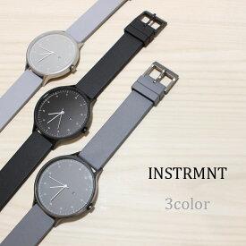 INSTRMNT(インストゥルメント) K-シリーズ 3color 腕時計 時計 ウォッチ