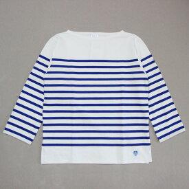 オーシバル ラッセルフレンチセーラーTシャツ ORCIVAL 6803 WOMEN オーチバル