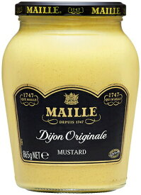 マイユ ディジョンマスタード(辛口)【865g】  MAILLE Dijon Original TRADITINAL DIJON MUSTARD